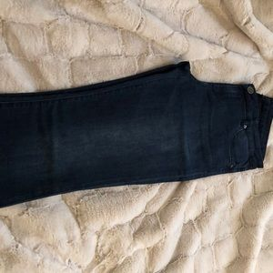 KUT from the Kloth dark wash jeans